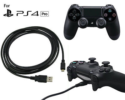 Charging Charger Cable Lead For PlayStation 4 Pro PS4 Pro Game Pad Controller