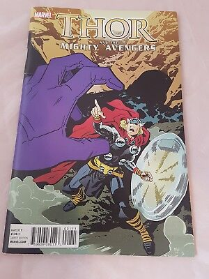 Marvel - Thor and the Mighty Avengers - Comic/Graphic novel