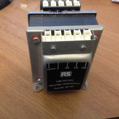 High power Mains transformer 240v input 12V OUT X2 RATED AT 8A MAX OUT Step down