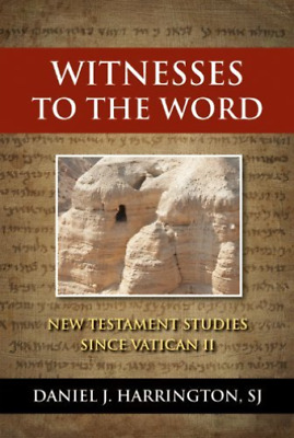 Harrington-Witnesses To The Word  BOOK NEW