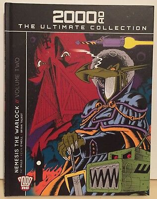 2000Ad Ultimate Collection - Nemesis The Warlock Volume 2