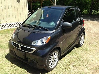 2014 Smart Fortwo Convertible 2014 Smart Fortwo Electric Drive Convertible Dead HV Battery Pack