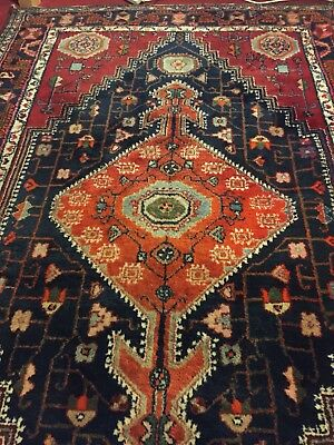hand woven Persian Wool Rug