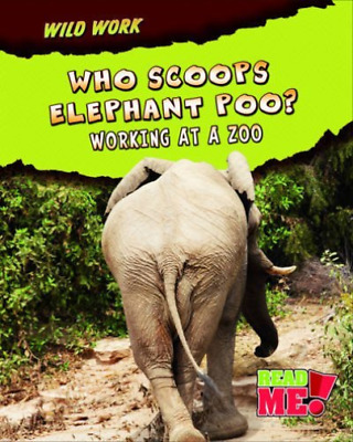Markarian  Margie-Who Scoops Elephant Poo?  BOOKH NEW