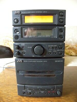 Jvc Micro-Component System Ux-1