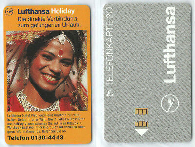 K 604 F 12.91 Lufthansa - Holiday 1.000 Ex NEU ** MINT RAR!