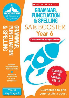Gaps Booster Pack Y6  BOOK NEW