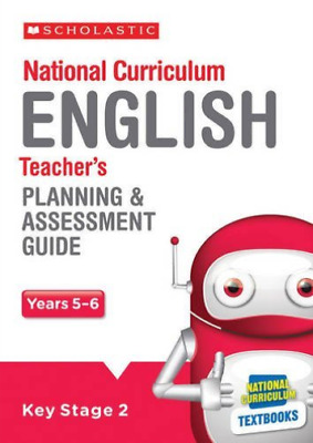 Nc Tg -English - Years 5-6  BOOK NEW