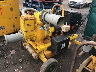 Selwood S150 Diesel Water Pump On Wheels (SP15)