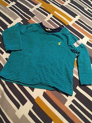 Joules Long Sleeved T-shirt 9-12 Months