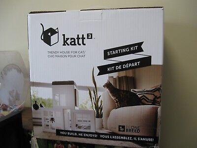 New! Be One Breed Katt3 Starting kit, 14.2 L X 11 W X 14 H