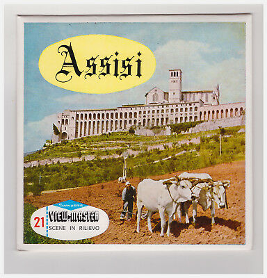 View Master   Assisi    C 047    In  Italiano