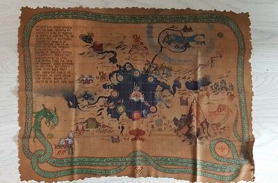 God of war 4 collectors edition cloth map tapestry 3500 god of war 4 collectors edition cloth map tapestry gumiabroncs Gallery