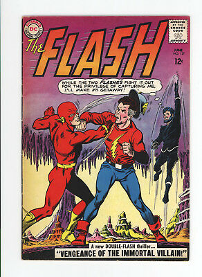 The FLASH #137 - NICE FN 6.0 - MEGA KEY ISSUE! - GOLDEN AGE FLASH, JSA! 1963