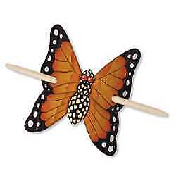 Butterfly Barrette Kit (4232-00)