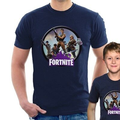 FORTNITE CHARACTERS T-SHIRT Inspired Gaming Kids & Adults Sizes G03