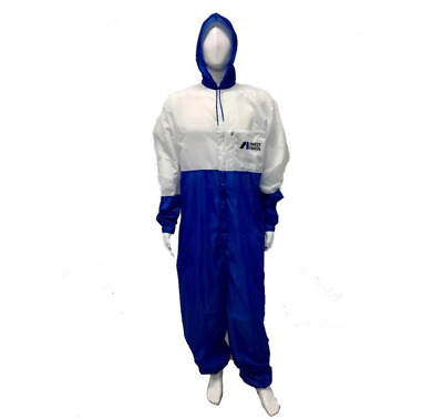 Anest Iwata Spray Paint Suit Coveralls Nylon High Quality 1 One Piece Automotive