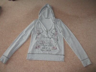 Jane Norman Hoodie Size 8 In Good Used Condition