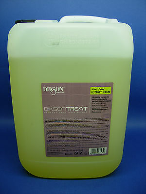 DIKSON SHAMPOOING RESTRUCTURATE - 9700 ML - 10 Kg - HYDRATANTE ANTINQUINAMEMTO
