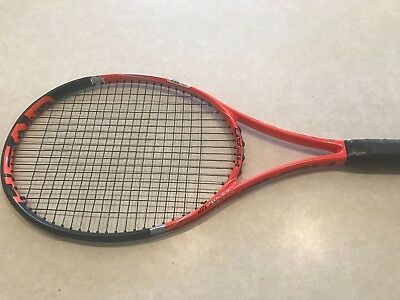 Head Pro Stock TGK 260.2 ( Berdych ) 4 3/8 grip, Very Good Condition