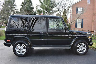 2002 Mercedes-Benz 500-Series  Mercedes Benz G500 2002