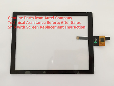 Touch Screen Panel for Autel MS905 MaxiSys Mini MY905 + Replacement Instruction