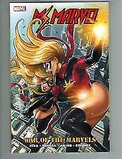 Ms Marvel War of the Marvels Graphic Novel (Great Condition) (C)