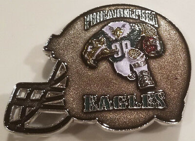 NFL Philadephia Eagles Football Helmet Challenge Coin (non NYPD)