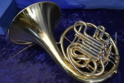 """Blessing Artist """"Conn 6D Model"""" Made in USA Double French Horn w/ Case, Mpc"""
