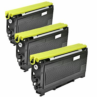 3pk TN450 Toner Cartridge for Brother MFC-7360N DCP-7065DN 7060D HL-2132 2242D