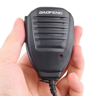2-Way Radio Speaker Mic for Baofeng BF-888S UV-5R UV-5RA UV-5RB UV-5RC UV-5RE OK