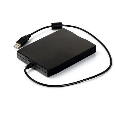"1.44Mb 3.5"" USB External Portable Floppy Disk Drive Diskette FDD for Laptop OK"