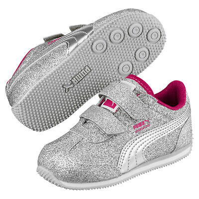 official photos 58191 81b42 PUMA Whirlwind Glitz V Baby Sneakers Kids Shoe Kids New