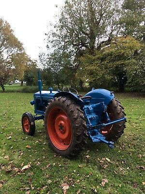 Fordson Major year 1957 (approx)