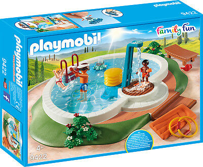 PLAYMOBIL® Family Fun 9422 Swimmingpool
