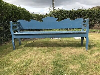 Gustavian Style Bench Seat