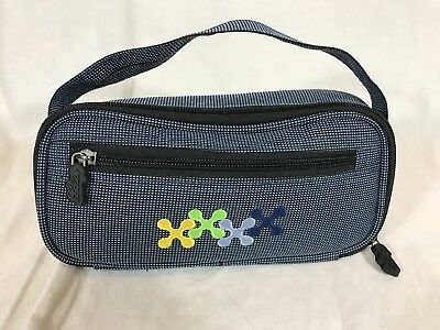 Eli Lilly Diabetic Insulin Pen Cooler Case Travel Bag Tote Cold Medication Rx & ELI LILLY DIABETIC Insulin Pen Cooler Case Travel Bag Tote Cold ...