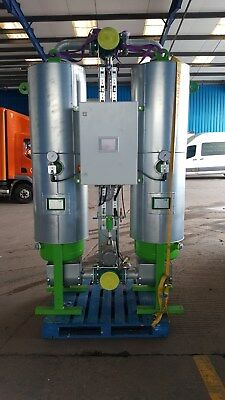 Commercial air dryer model FST DTS 125VH-TI