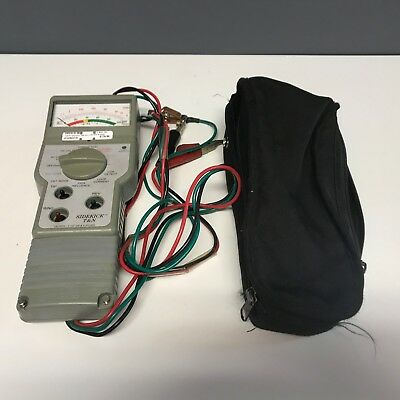 Tempo Sidekick T & N Telephone Tester Cable Stress Tester With Carrying Case