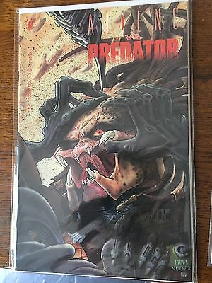 Aliens vs Predator 1,2,3 Dark Horse Comics