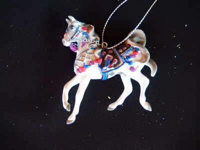 The Trail of Painted Ponies Ornament