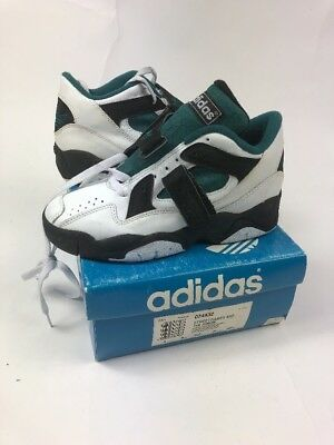 Ds 38 Vintage Trainers Adidas Schuhe 5 90s Streetball New 3JTl1uFKc