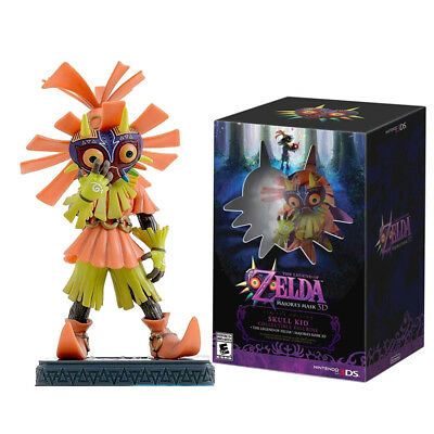 The Legend of Zelda: Majora's Mask 3D Figure Model Toy Limited Edition Bundle