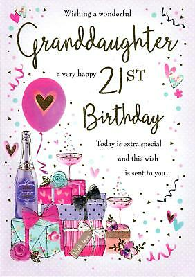 To A Wonderful Niece Happy 21st Birthday Wishes Very Lovely 21