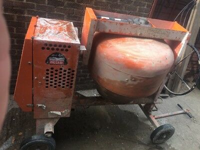 Belle Premier 200XT mixer 110v motor 2014 Model Great Condition Ready For Work