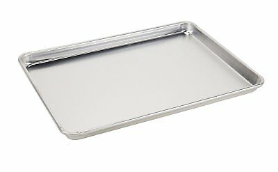 Foodservice Essentials Heavy Duty Full-Size Baking Sheet Pan 12-Gauge Aluminum