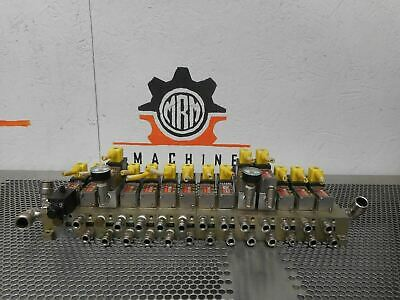 Numatics (12) 031SA415E (1) 031SA00E000061 (1) 031SS415E Valves (3) 031RS7000