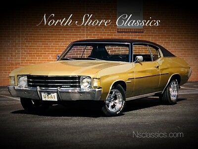 Chevelle -SOUTHERN MALIBU GREAT RELIABLE DRIVER-RUST FREE K Gold Chevrolet Chevelle with 0 Miles available now!