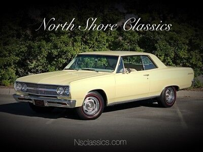 Chevelle -MALIBU SS WITH 138 VIN-ALABAMA RUST FREE MUSCLE C Butternut Yellow Chevrolet Chevelle with 0 Miles available now!
