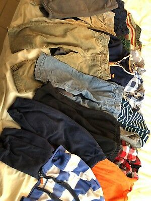 Lot Of Boys 24 Months Carters Winter Clothes